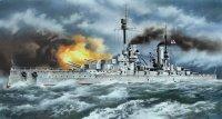 «Кронпринц» - Германский линейный корабль I МВ