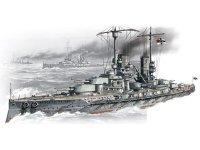 """Сборная модель """"Gro?er Kurfurst"""" - Германский линейный корабль I МВ"""