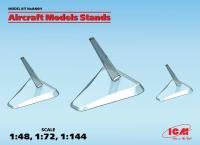 Сборная модель Подставки для моделей самолетов (М 1:48, 1:72, 1:144)