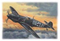 Сборная модель Bf 109E-4