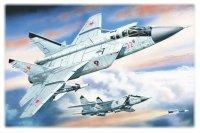 Сборная модель МиГ-31