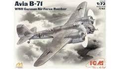 Сборная модель Avia B-71