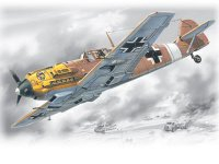 Модель Bf 109E-7/Trop