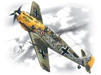 Модель Bf 109E-4