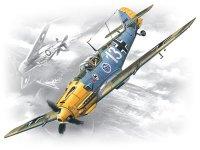 Сборная модель Bf 109E-3