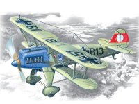Сборная модель He 51A-1