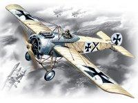 Сборная модель Fokker E.IV