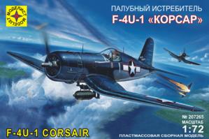 Модель F-4U-1