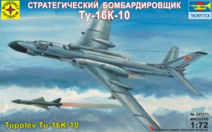 Модель Ту-16К-10