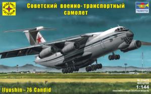 Сборная модель Ил-76
