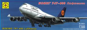 Модель Боинг 747-400