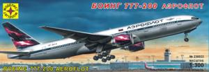 Модель Боинг 777-200