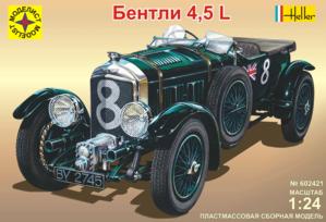 Сборная модель Бентли 4,5L