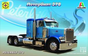Сборная модель Петербилт 378