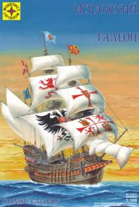 Модель Испанский галеон