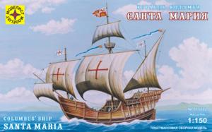 Сборная модель корабль Колумба
