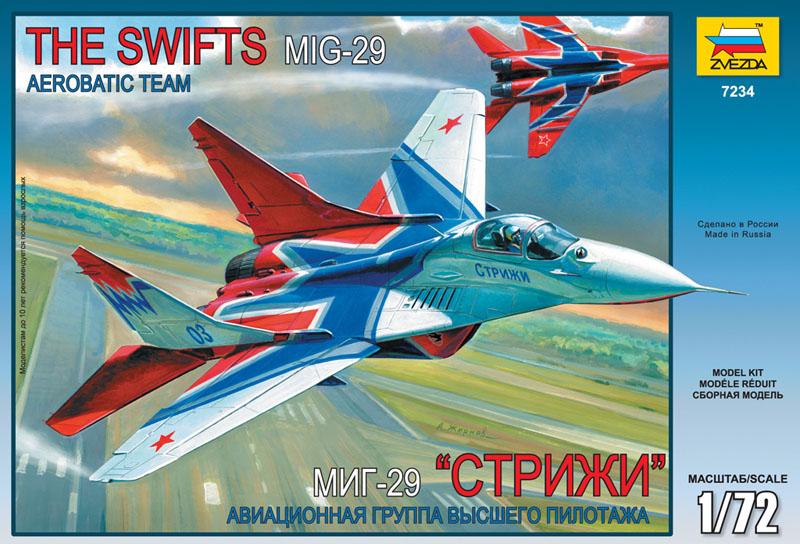 """Сборная модель - МиГ-29 """""""