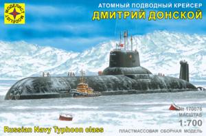 атомный подводный крейсер