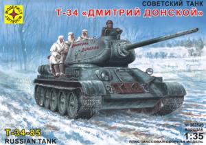 Модель Т-34