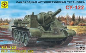 Модель СУ-122