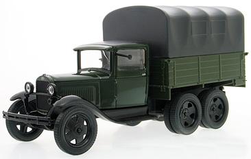 Модель ГАЗ-ААА