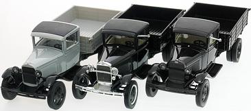 Модель ГАЗ-АА бортовой