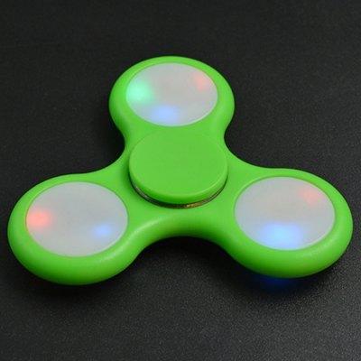 Светящийся Спиннер Зеленый