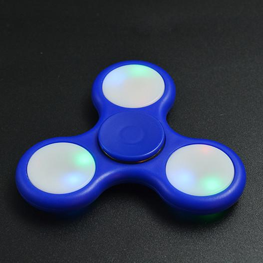 Светящийся Спиннер Синий