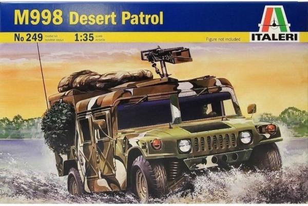 Сборная модель Автомобиль  М998