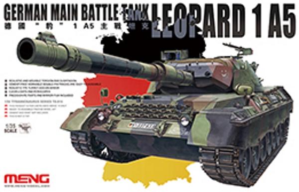 Meng 1/35 Немецкий Основной Боевой Танк