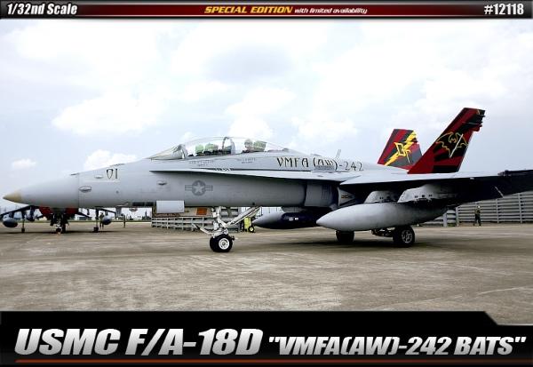 Модель Самолет  USMC F/A-18D