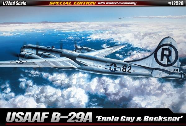 Сборная модель Самолёт B-29A