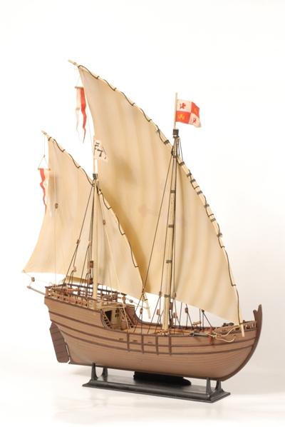 Сборная модель - Корабль