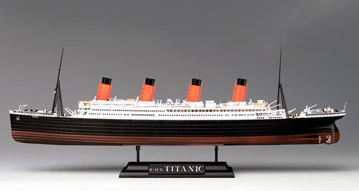 Сборная модель - Титаник