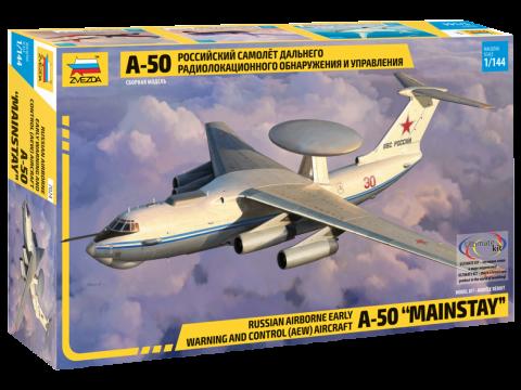 Российский самолет дальнего радиолокационного обнаружения А-