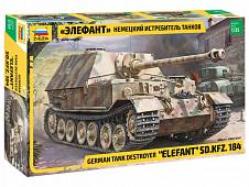 Модель Немецкий истребитель танков Элефант