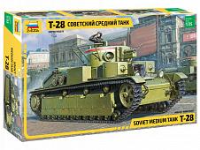Модель Т-28 Советский средний танк