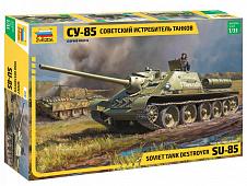 Модель СУ-85 Советский истребитель танков
