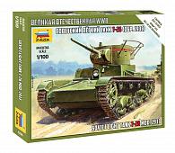 Т-26 (обр. 1933) Советский легкий танк