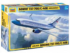 Модель Боинг 737-700 С-40B Пассажирский авиалайнер
