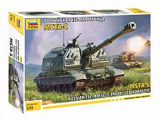 Модель Российская 152-мм гаубица МСТА-С