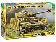 Модель Pz IV Ausf. G Немецкий средний танк