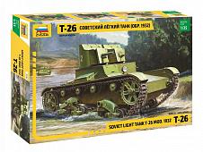 Модель Т-26 (обр. 1932г.) Советский легкий танк