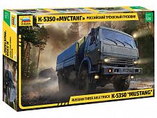 К-5350 Мустанг Российский трехосный грузовик