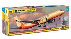 Модель Ту-204-100С Грузовой самолет нового поколения