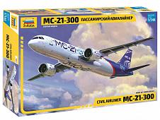 Модель МС-21-300 Пассажирский авиалайнер