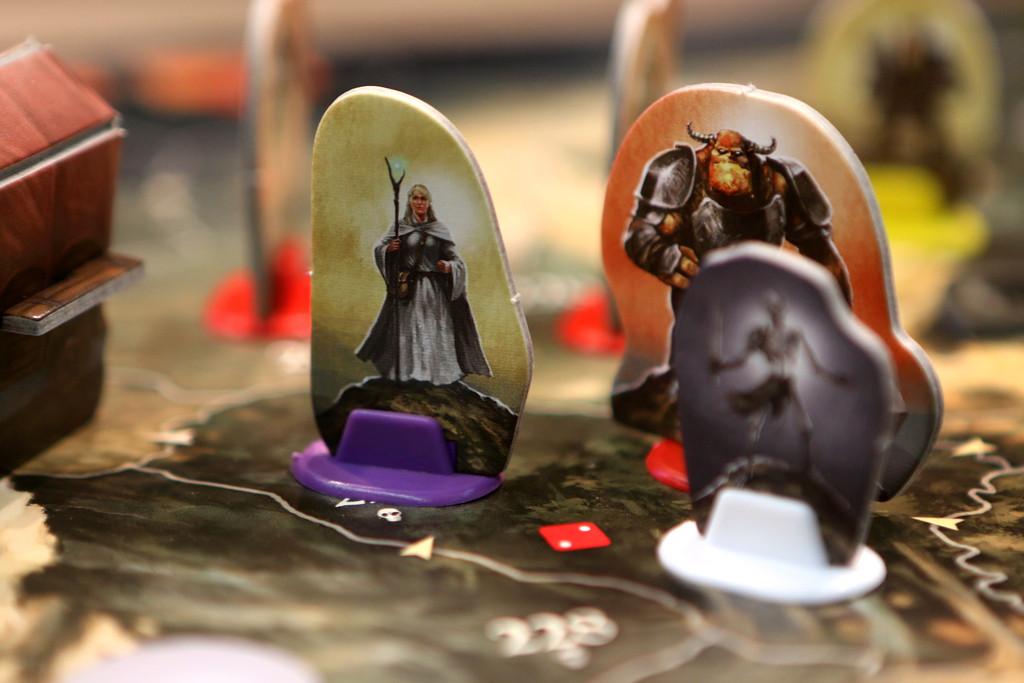 Настольная игра - Андор. Легенда третья: Последняя надежда.