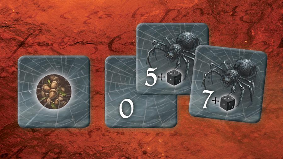 Настольная игра - Андор: Темные герои.