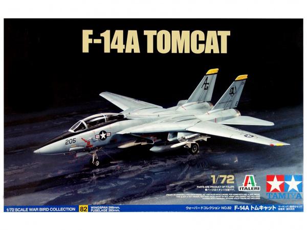 Модель Grumman F-14A Tomcat Американский истребитель