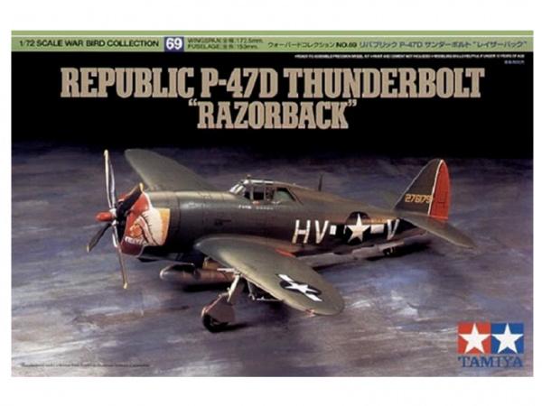 Модель Republic P-47D Thunderbolt Razorback